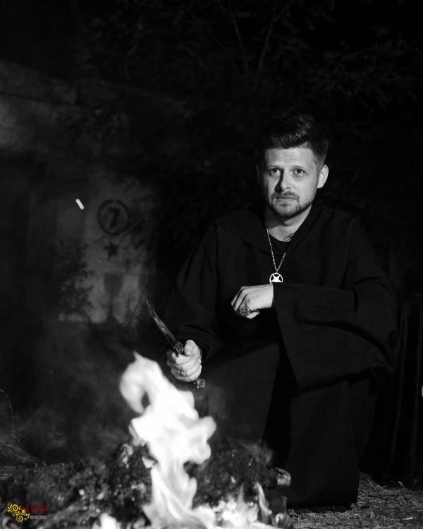Магические помощь мага и колдуна - фото