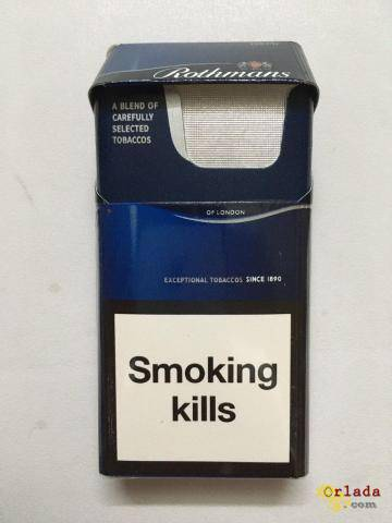 Сигареты Rotmans demi оптом - фото