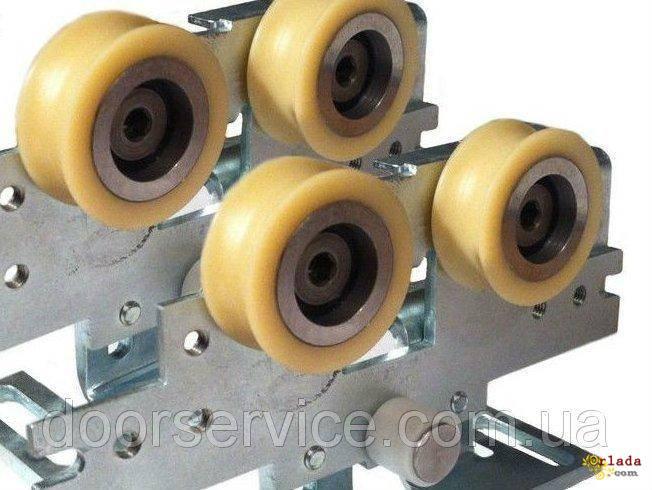 Комплект роликов для раздвижных дверей Gilgen - фото