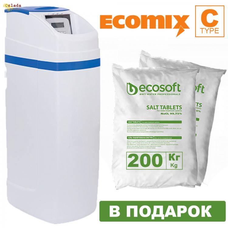 Фильтр комплексной очистки воды Ecosoft FK 1035 CAB CE MIXC - фото