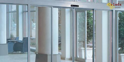 Двери автоматические GS-100 - фото