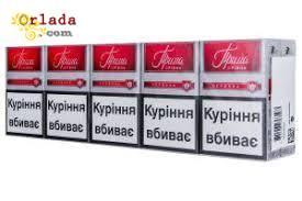 Табачная продукция - фото