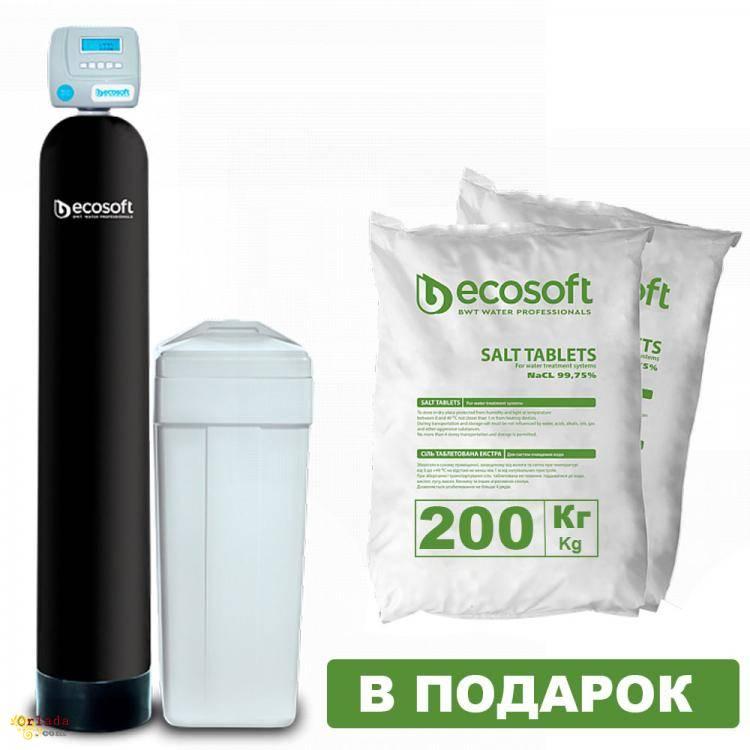 Фильтр комплексной очистки воды Ecosoft FK 1054 CЕ MIXА - фото