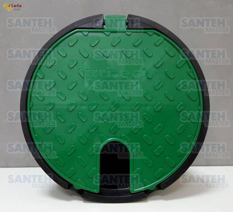 Клапанный Бокс Irritec С Краном - 34 (Гидророзетка) - фото