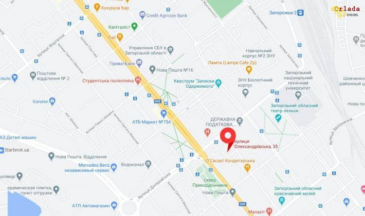 Сдам в аренду офисы в Бизнес-центре в Запорожье - фото