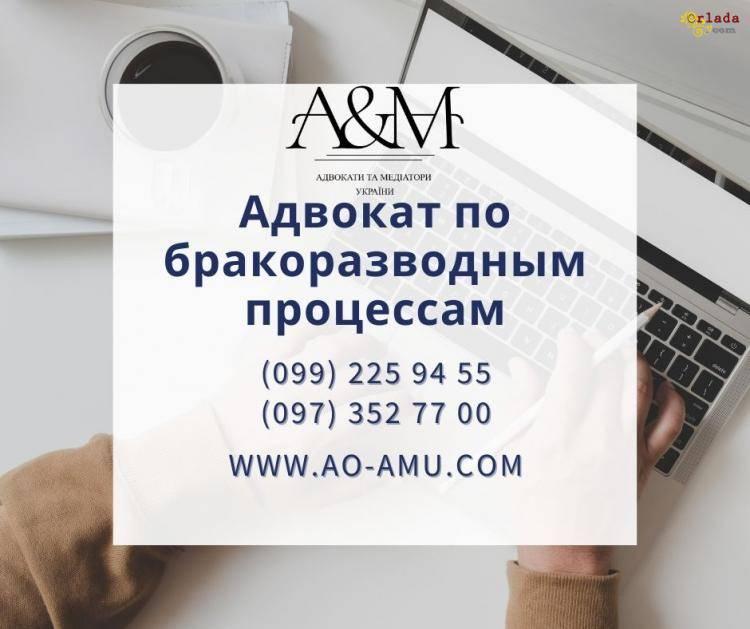 Адвокат по бракоразводным процессам Харьков - фото