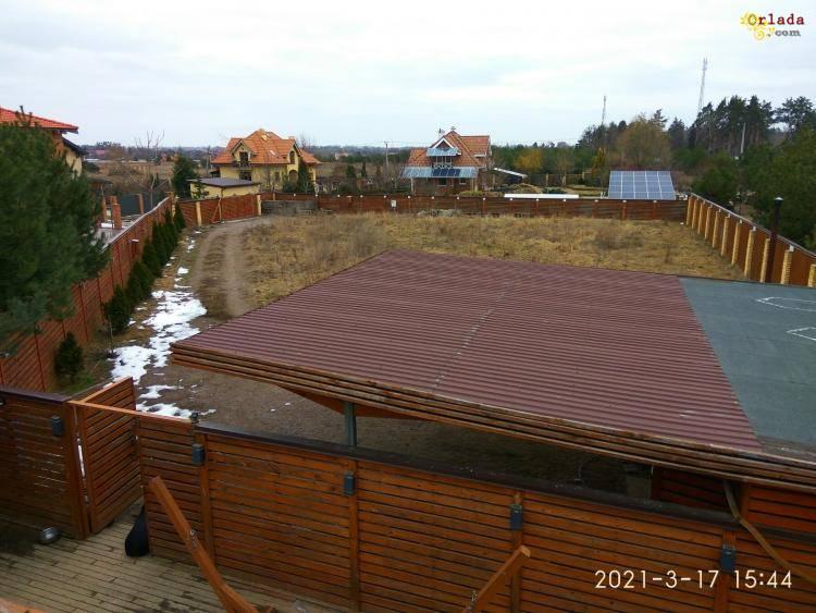 Современный дом с плоской кровлей 90м2. Ясногородка, Житомирская трасса, 28км - фото