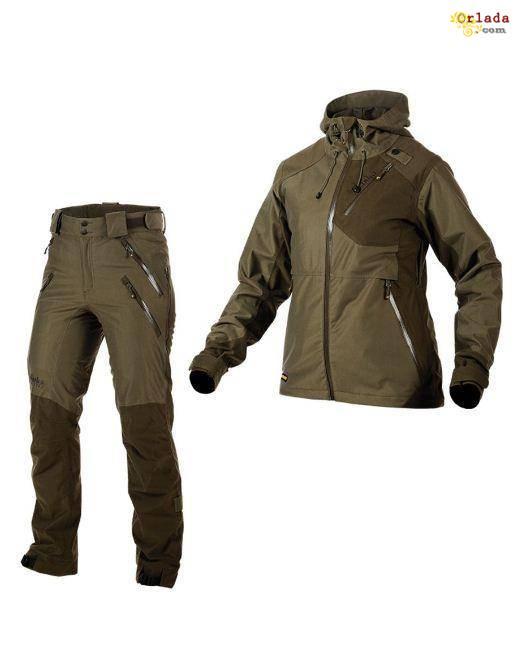 Одяг для охоти, рибалки, камуфляжний одяг, термобілизна - фото