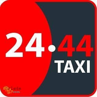 Работа в такси - фото