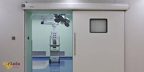 Автоматические герметичные двери Astore MLS/DLH - фото