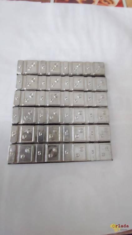 Рыбацкие грузики в продаже Запорожье - фото