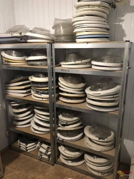 Продаем новые и б/у запчасти для стиральных машин - фото