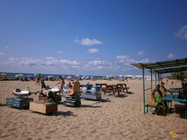 Отдых у моря Затока курорт - в мае 100 грн с человека - фото