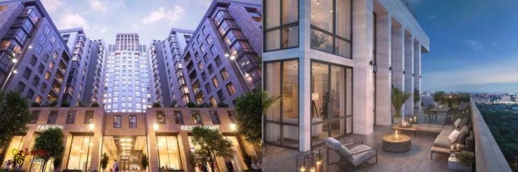 Арендовать офисное помещение 327 кв. метров вЖК Crystal Park - фото