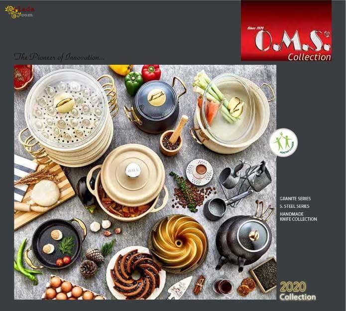 OMS - производитель турецкой кухонной посуды и аксессуаров. - фото