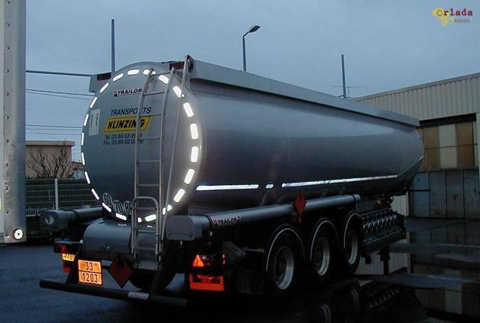 Краска светоотражающая для металла и бетона Нокстон - фото