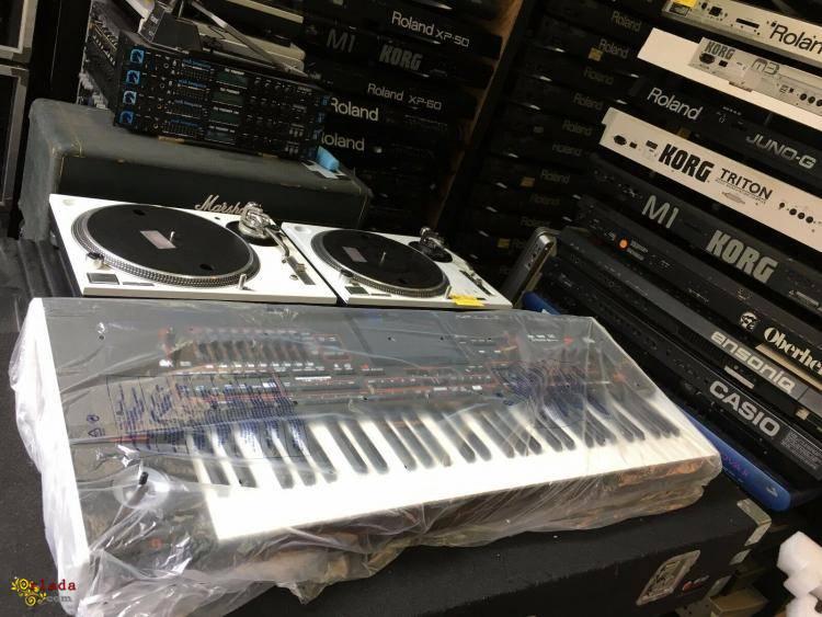 61-клавішна клавіатура клавіатури Korg Pa4X Professional Key - фото