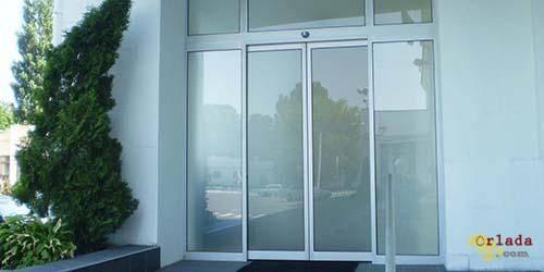 Автоматические раздвижные двери TINA Sliding Door - фото