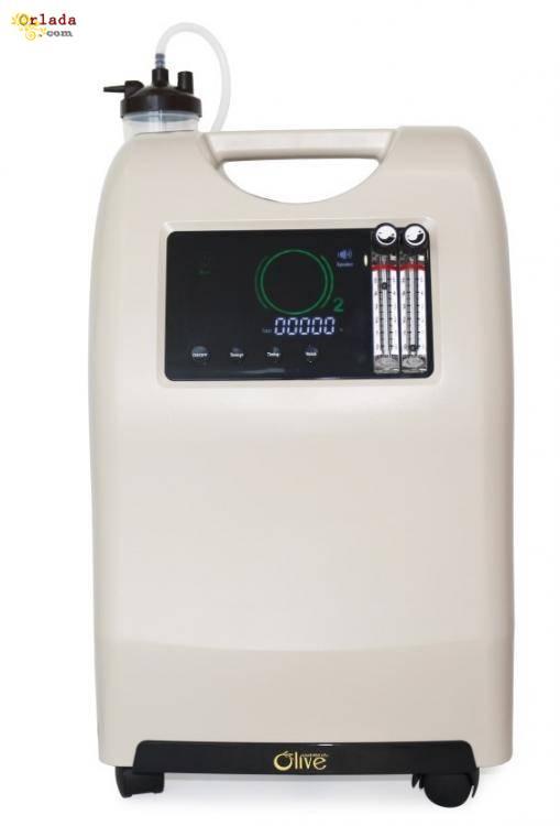 Кисневий концентратор на 10 літрів та кисневий концентратор на 5 літрів - фото
