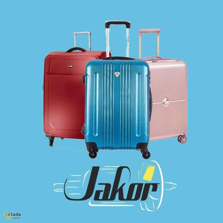 Интернет-магазин чемоданов и дорожных сумок - фото