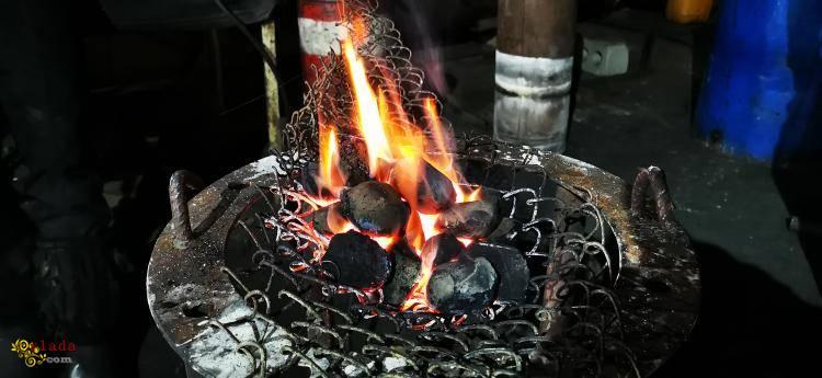Брикеты из технического углерода - фото