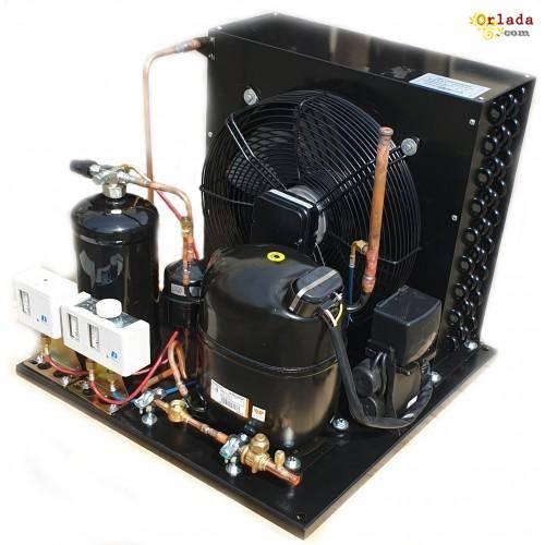 Промислове холодильне обладнання, продаж, гарантія, сервісне обслуговування - фото
