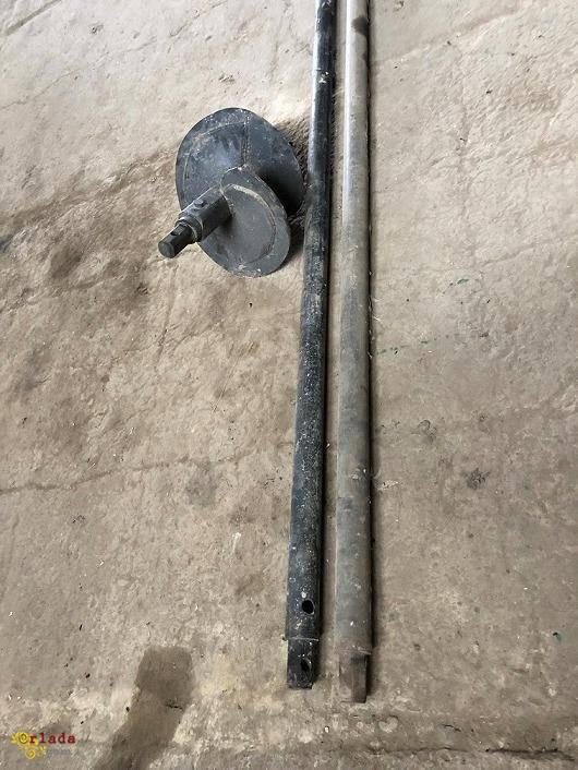 Набор для бурения большим диаметром бурголовка гарпуна диаметром 500 - фото