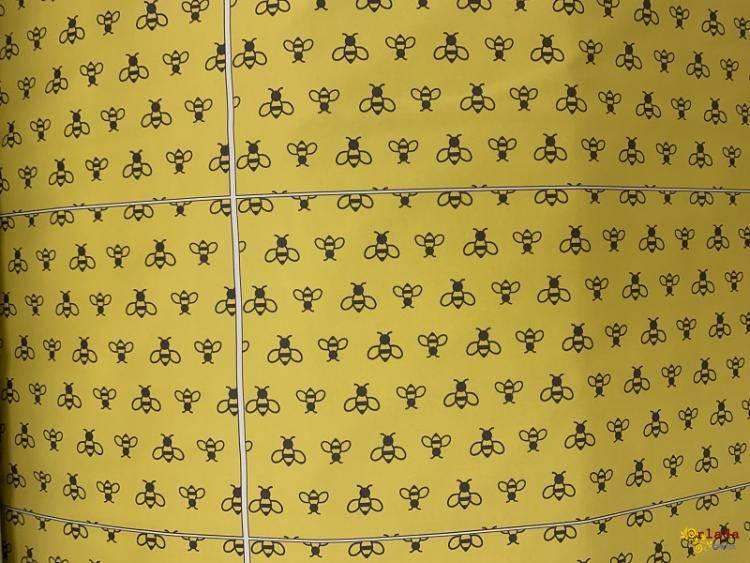 Нанесение узоров и рисунков на ткань методом сублимации красителя - фото