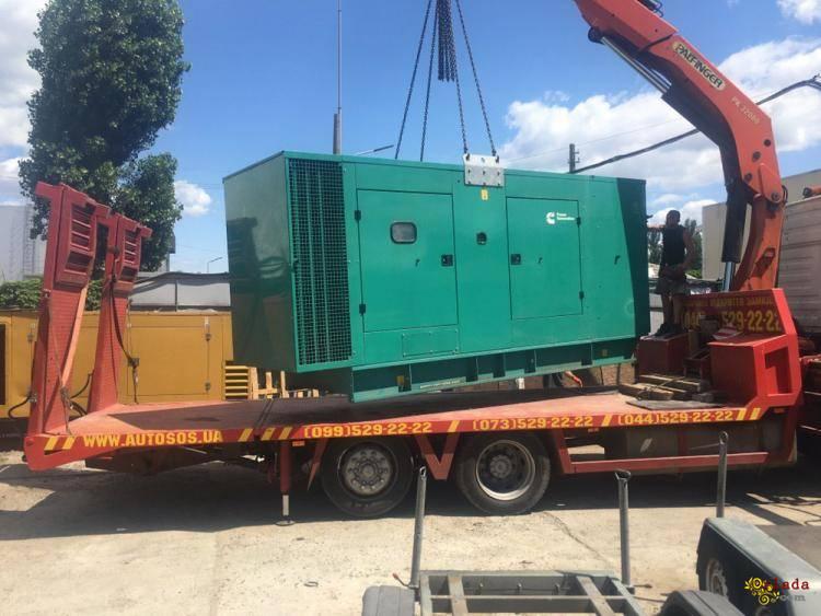 Куплю дизельный генератор б/у. Выкуп генератора, электростанции - фото