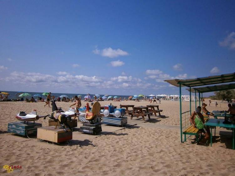 Затока - Отдых у моря, курорт - в мае 100 грн с человека - фото