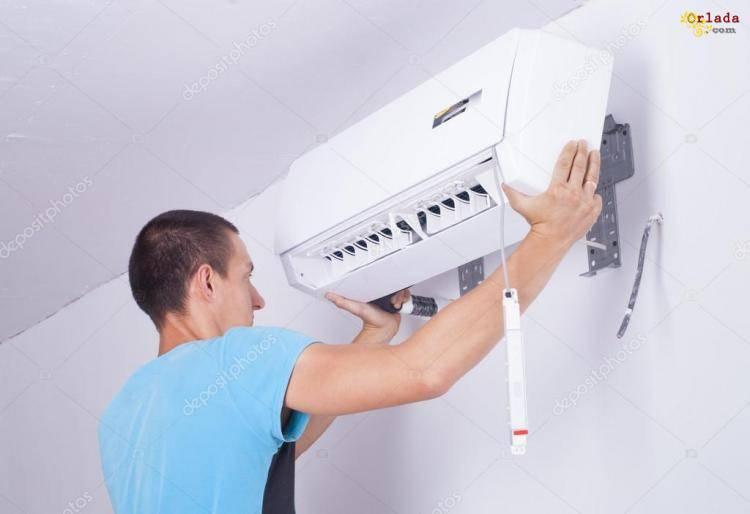 Предоставляем услуги по установке и ремонту всех видов кондиционеров - фото