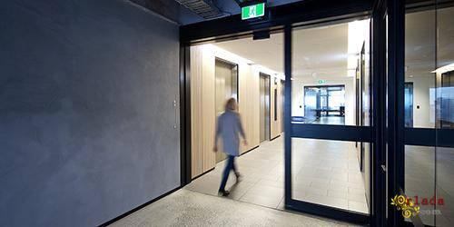 Сверхмощная раздвижная дверь Record STA 22 - фото
