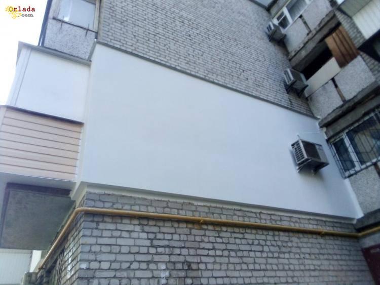 Утепления стен  Киев - фото