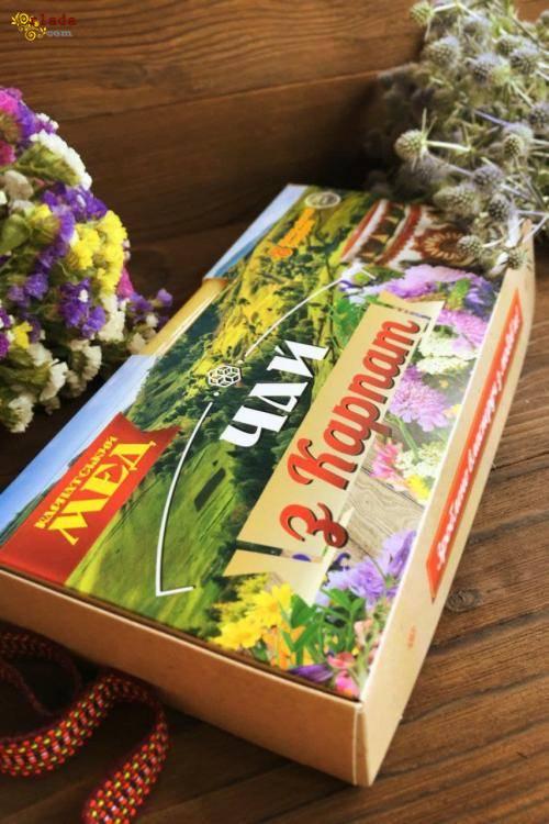 МІКС чаю – натуральні продукти з карпат. Рівне - фото
