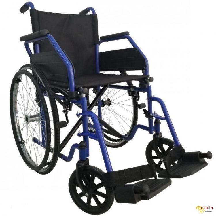 Арендаинвалидныхколясок. Прокат колясок без залога - фото