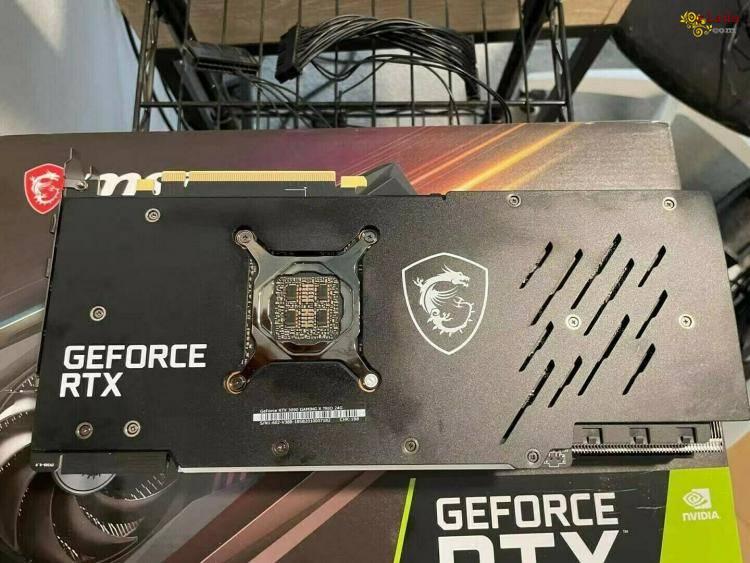 GEFORCE RTX 3090 / RTX 3080 / RTX 3070 / RTX 3060 Ti / RTX 3060 / RADEON RX 6900 XT - фото