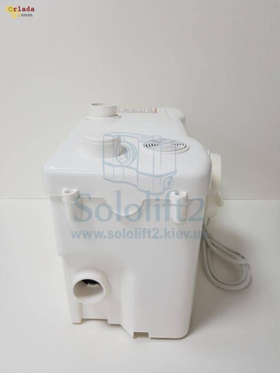 Канализационная Установка Sprut WCLIFT 6002F Hot - фото