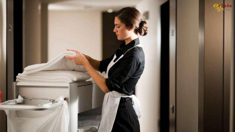 Работники отелей/повара - фото