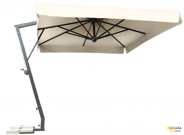 Зонты от производителя Scolaro.Террасные зонты - фото
