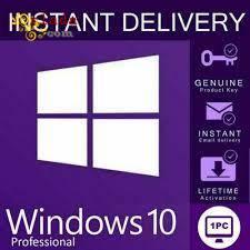 Лицензионные ключи Windows 7, 8, 10 (PRO, Номе) - фото