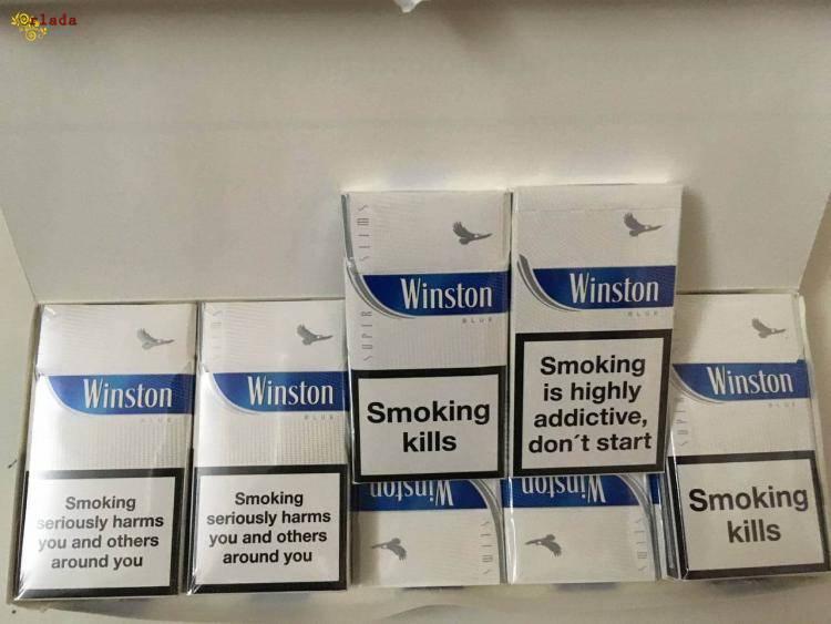 Продам сигареты Winston - фото