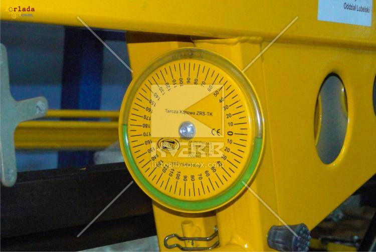 Станок для резки листового металла Sorex ZGS-3160. - фото