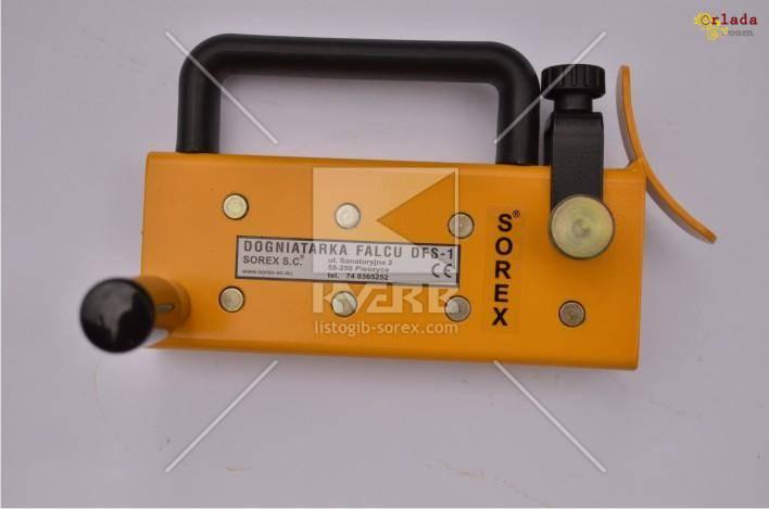 Фальцезакаточная машинка Sorex - фото