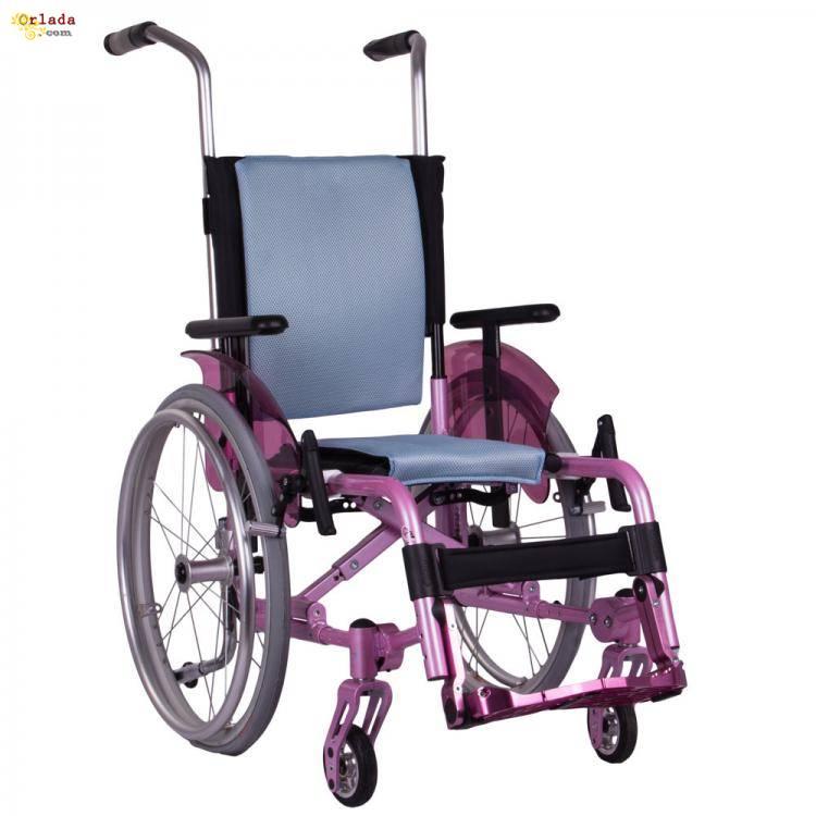 Взять в аренду инвалидную коляску в Киеве - фото