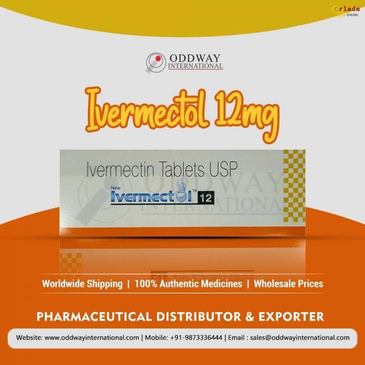 Самая низкая цена Ivermectol 12 мг Таблетка Ivermectin - фото