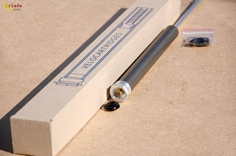 Воздушный картридж для вилки - VeloCartridges - фото