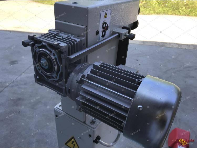 Зиговочный станок с электроприводом RAS 11.35 - фото