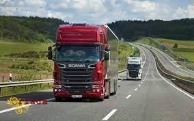 Водитель-международник категории С+Е – Чехия. - фото