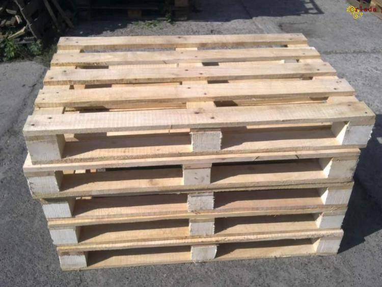 Закупаем деревянные поддоны дорого Кривой Рог - фото
