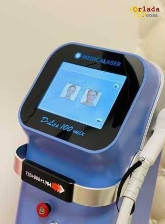 Диодный лазер medicalaser D-Las 100 mix - фото